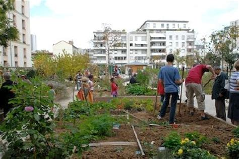 Les Jardins Partagã S Projet De Jardin Partag 233 224 St Renan Bretagne Vivante