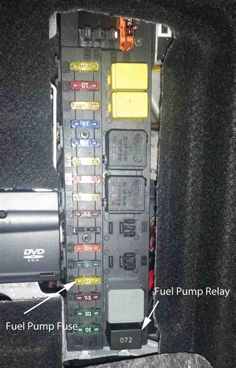 fuel pressure  fuel rail passenger side pump spins