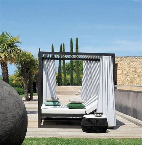 delightful Canopy Bed Decorating Ideas #4: Romantic-Outdoor-Canopy-Beds_37.jpg