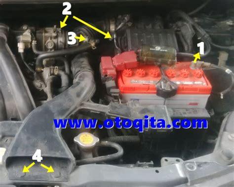 Busi Dc Khusus Nissan Livina langkah dan cara ganti busi mobil nissan livina otomotif qita