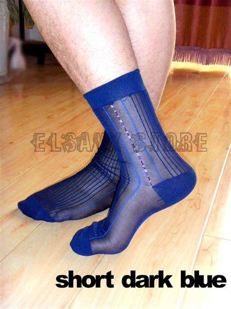 See Through Socks sheer see through dress socks business commercial tnt
