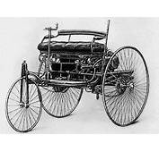 This 1885 Prototype By Karl Benz Is Generally Agreed To Be The First