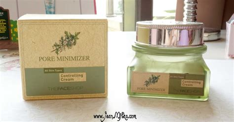 Harga The Shop Pore Minimizer the shop pore minimizer controlling review