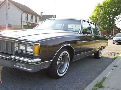 auto air conditioning service 1985 pontiac bonneville interior lighting sell used 1985 pontiac parisienne brougham factory moonroof looks like bonneville in bronx new