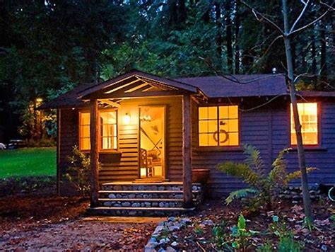 warm and cozy cabin in big sur cabins