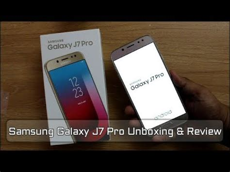 samsung galaxy  pro unboxing  review  hindi youtube