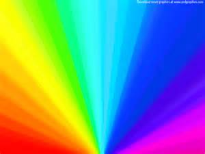 rainbow color wheel rainbow wheel background psdgraphics