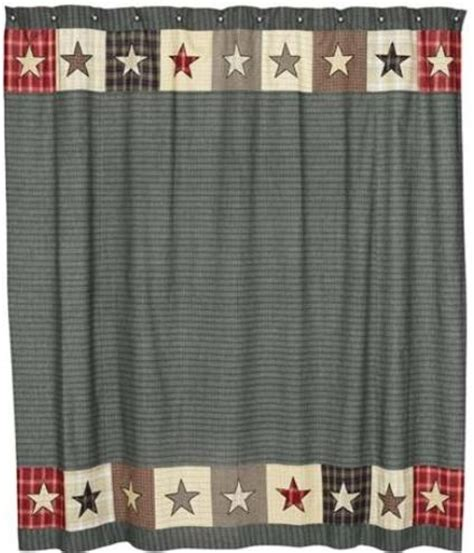americana shower curtain americana