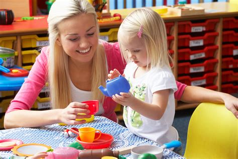 continuing education schools 187 selecting the right daycare for your child