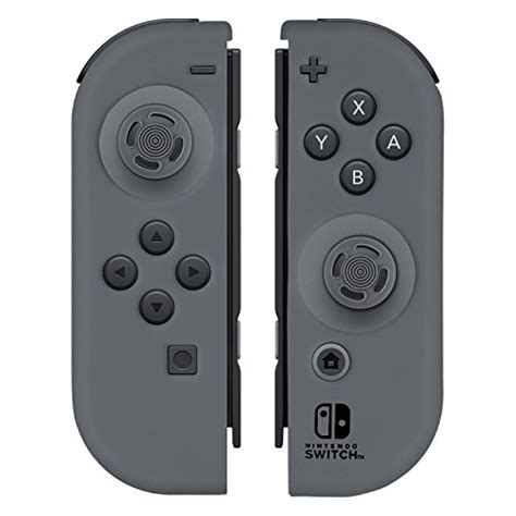 Nintendo Switch Con Gray nintendo switch con gel guards gray import it all