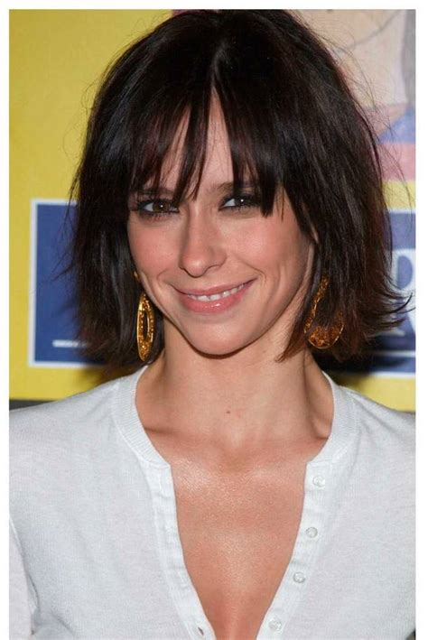 Jennifer Love Hewitt Haircut 2015 | cute short bob hairstyle for diamond face shapes