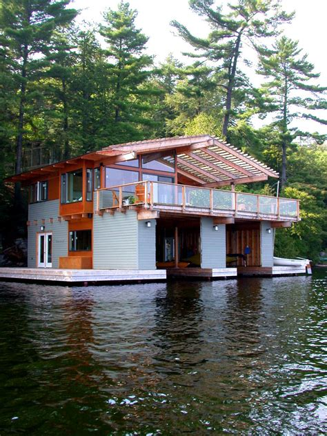 acton island boathouse altius architecture ideasgn