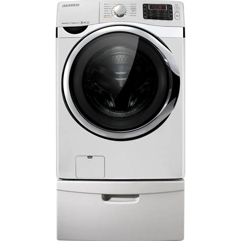samsung front load washer 4 5 cu ft wf455argswr sears