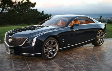 Cadillac Coupe Concept Cadillac S Top Of The Range Luxury Sedan To Be Named Ct6