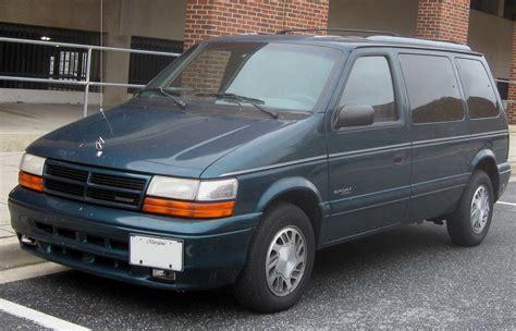 1993 dodge grand caravan information and photos momentcar 1993 dodge caravan pictures information and specs auto database com