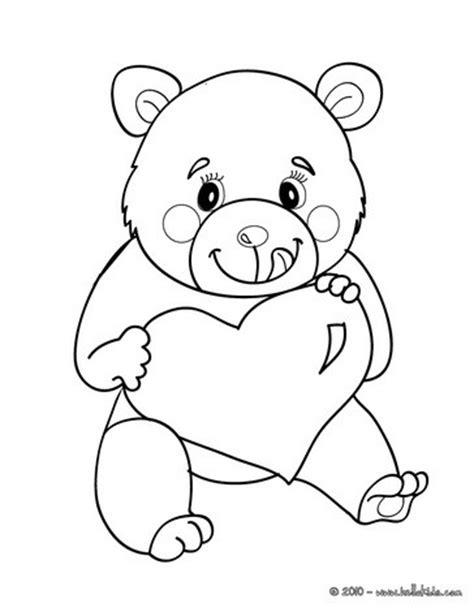 love bear coloring pages love bear coloring pages hellokids com