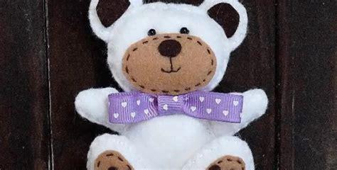 cara membuat gantungan kunci boneka cara membuat boneka beruang dari kain flanel yang mudah