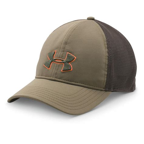 under armoir hats under armour men s classic mesh back hat 655760 hats
