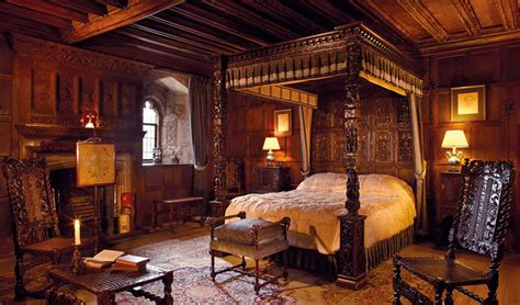Castle Bedroom by History Of Hever Castle