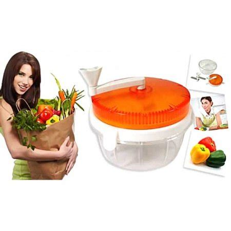Speedy Chopper Blender Manual Tangan Pencacah Bumbu Dapur Dll twisting vegetable chopper alat cincang bawang sayuran ekonomis 359 barang unik china