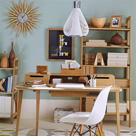 Compact Desk Ideas by Mid Century Ideas For Modern Home Office Ideas For Home