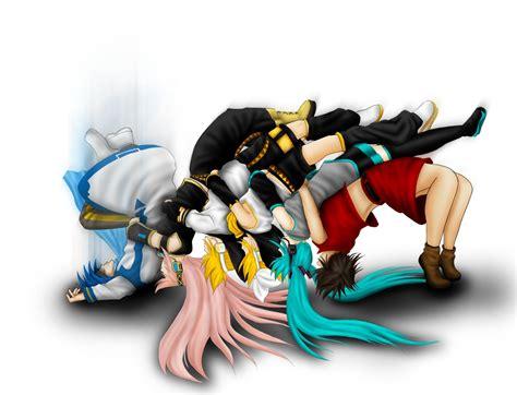 Moods Len by Vocaloid Hatsune Miku Megurine Luka Kaito Vocaloid