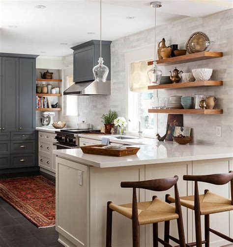 kitchens with open shelving best 25 open kitchen shelving ideas on pinterest
