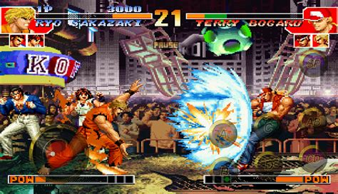 fighter android the king of fighters 97 android apps on play