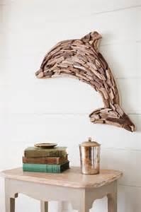 Beach Themed Home Decor 18 ideas para decorar con madera recogida del mar tienda