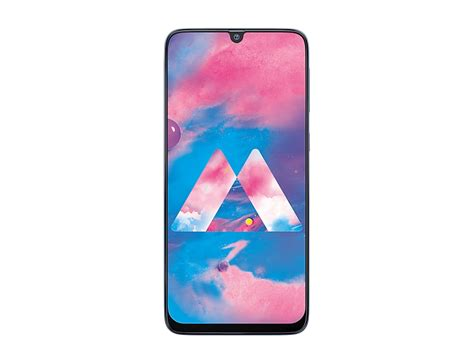 Samsung A10 6gb Ram Price In India by Samsung Galaxy M30 6gb Ram Blue Price Features Specs Reviews Samsung India