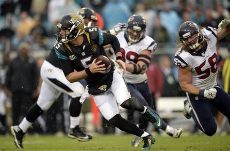 Jaguars And Texans Houston Texans Vs Jacksonville Jaguars Info Matchups