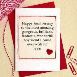 anniversary card for husband or boyfriend by arnott cards gifts notonthehighstreet