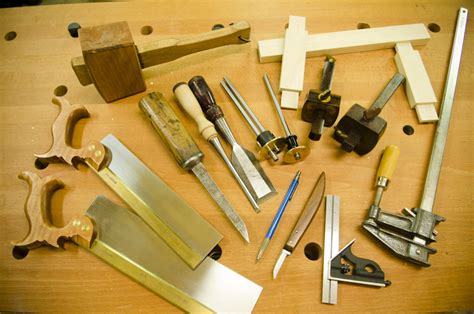 woodworking tools used how to make mortise and tenon joints with