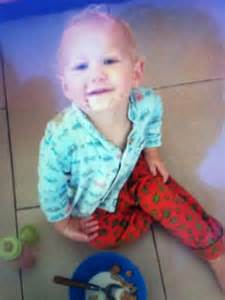 Missing two year old boy tyler abc news australian broadcasting