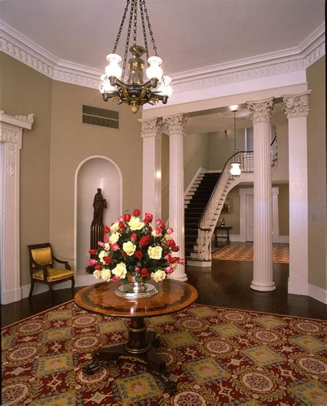 mansion foyer architecture