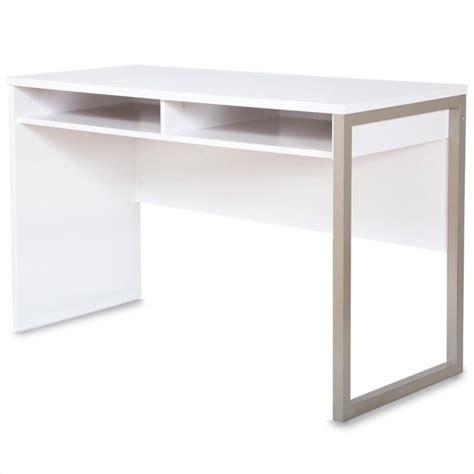 south shore desk south shore interface desk in white 7350070