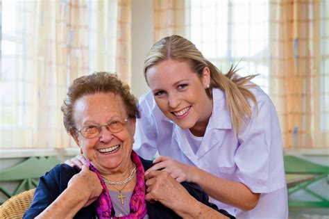 in home care senior care services