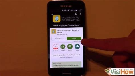 rosetta stone za android install rosetta stone for android os visihow