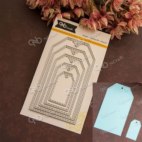 Paper Craft Dies - ncraft metal cutting dies n102 scrapbook paper craft