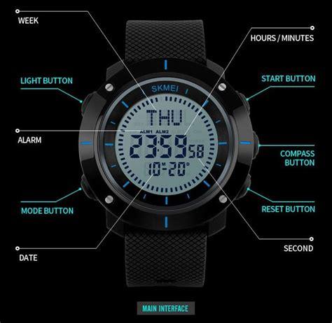 Skmei Jam Tangan Digital Pria Dg1216cm Blue Berkualitas skmei jam tangan digital pria dg1216cm black jakartanotebook