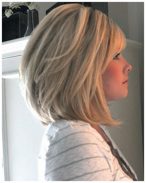 shoulder hairstyles with volume above shoulder length hairstyles for thick hair live