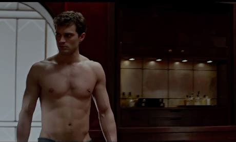 Fifty Shades Of Grey Film Review Guardian | fifty shades of grey looks decidedly grey trailer review