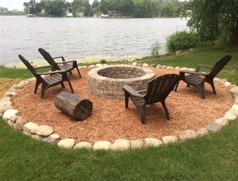 Kitchen Seating Bench Outdoor Fire Pits Fireplaces And Grills