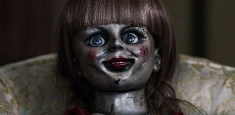 annabelle doll 2014 annabelle 2014 review basementrejects