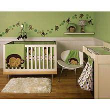 Mod Pod Pop Monkey Crib Bedding Mod Pod Monkey S Cakes