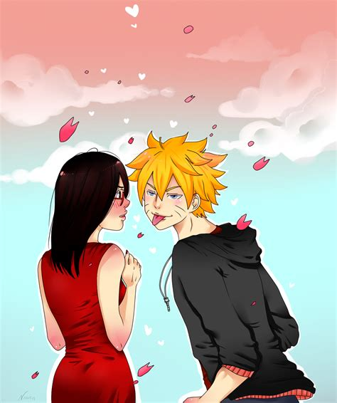 boruto x sarada fanfiction boruto x sarada p by niona chan on deviantart
