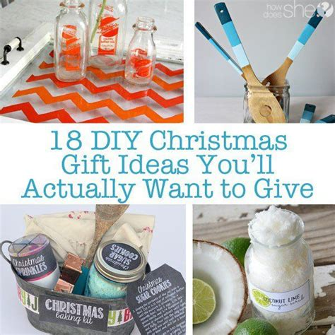 Give Me Ideas And I Quot Ll Give You A Shoutout - 18 diy gift ideas you ll actually want to give