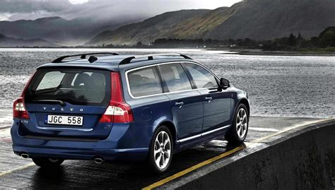 trak volvo sweden march 2011 volvo v70 back on track 5 swedes in