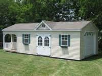 Fancy Storage Sheds Decorative Garages And Sheds