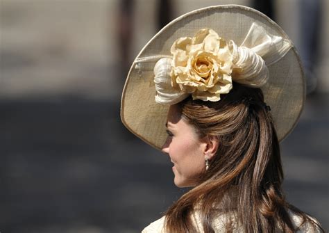 Kate Middleton's Hats and Clutches: Her True Fashion